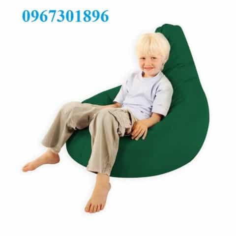 ghế lười hạt xốp size s cao cấp giá rẻ
