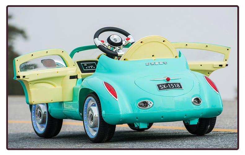 Xe ô tô điện trẻ em SX-118