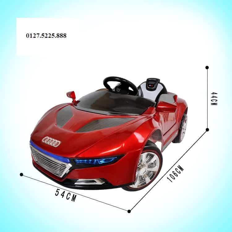 Xe ô tô điện trẻ em Audi MDX-5888