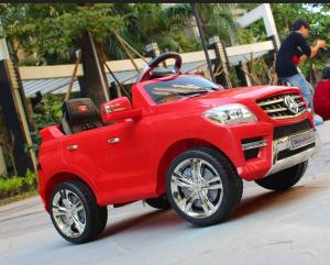 Xe ô tô điện trẻ e m 7996 đỏ tươi