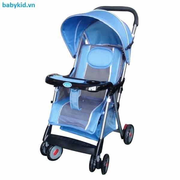 Xe đẩy trẻ em Hope HP-722C màu xanh