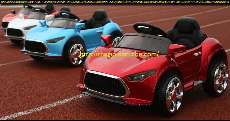 Xe ô tô điện trẻ em BEJ-5189