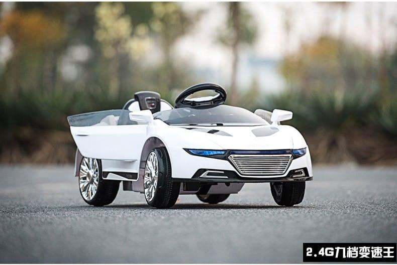 Xe ô tô điện trẻ em Audi A-228