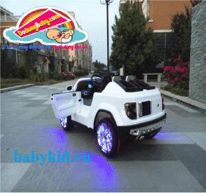 Xe ô tô điện trẻ em HS 100