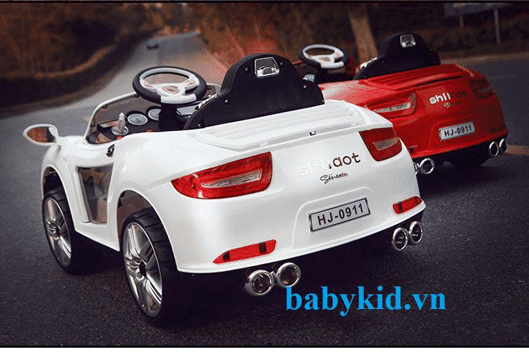 Xe ô tô điện trẻ em HJ-0911 giá rẻ hà nội