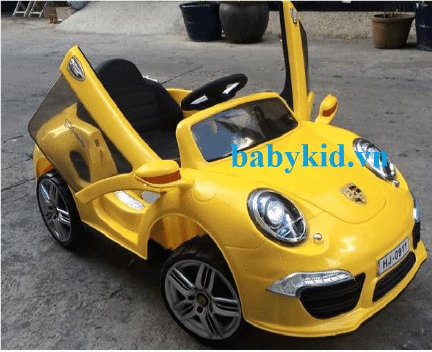 Xe ô tô điện trẻ em HJ-0911