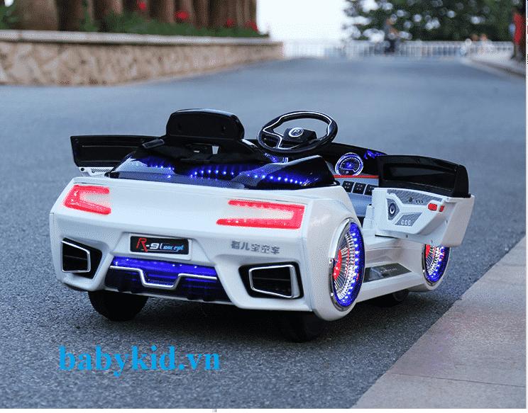 Xe Oto điện Trẻ Em Audi R9 Hl988 4273662
