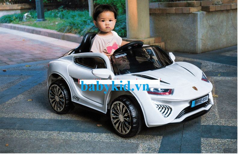 Xe ô tô điện trẻ em WXER-958