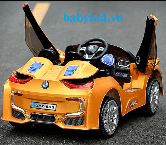 Xe ô tô điện trẻ em XMX-803 giá rẻ hà nội