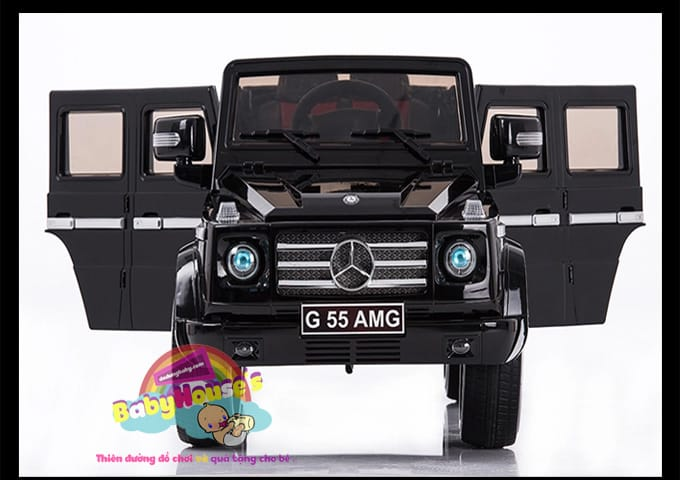 Xe ô tô điện trẻ em AMG-G55