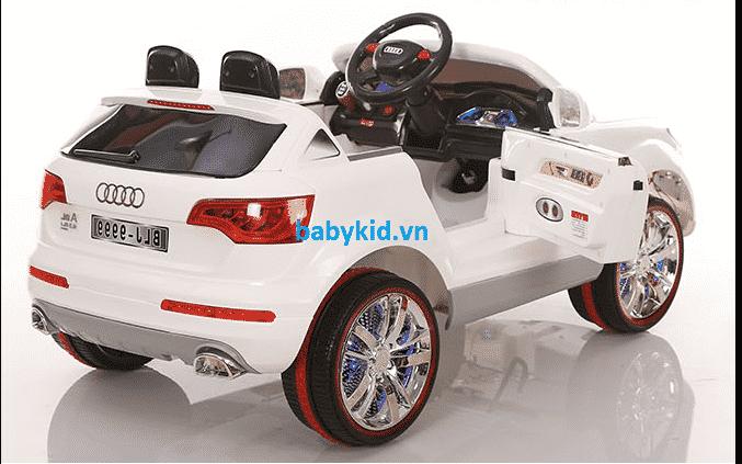 Ô tô điện trẻ em Audi 9999