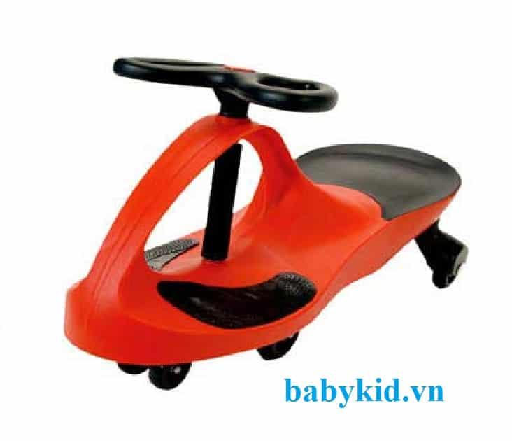 Xe lắc trẻ em HQ- 3006 đỏ