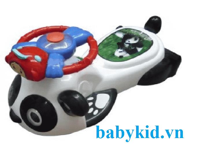Xe lắc trẻ em panda XL19 panda