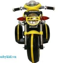 xe máy điện trẻ em 3186-vang