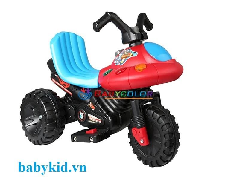 Xe đẩy trẻ em 8818 D3 màu đỏ