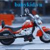 Xe máy điện cho bé từ 6 tuổi trở lên giá rẻ