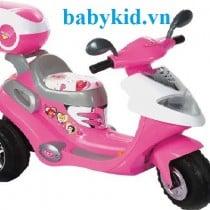 Xe máy điện cho bé từ 3 tuổi
