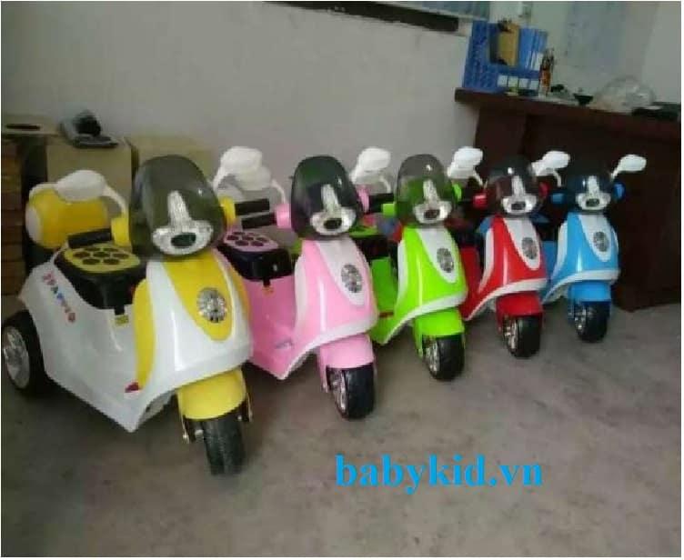 Xe máy điện trẻ em M5188