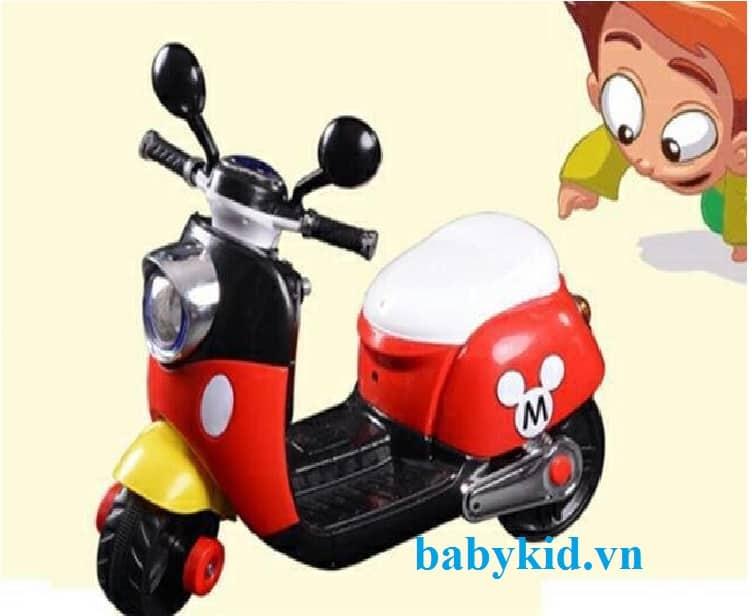 Xe máy điện trẻ em 6688 Vespa