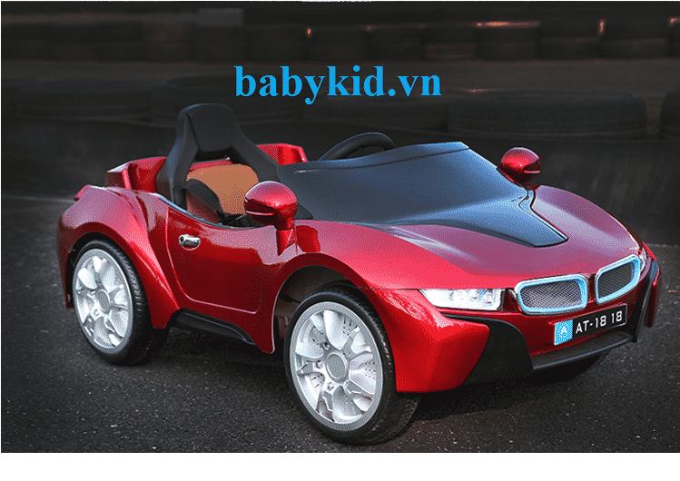 Xe ô tô điện trẻ em AT1818