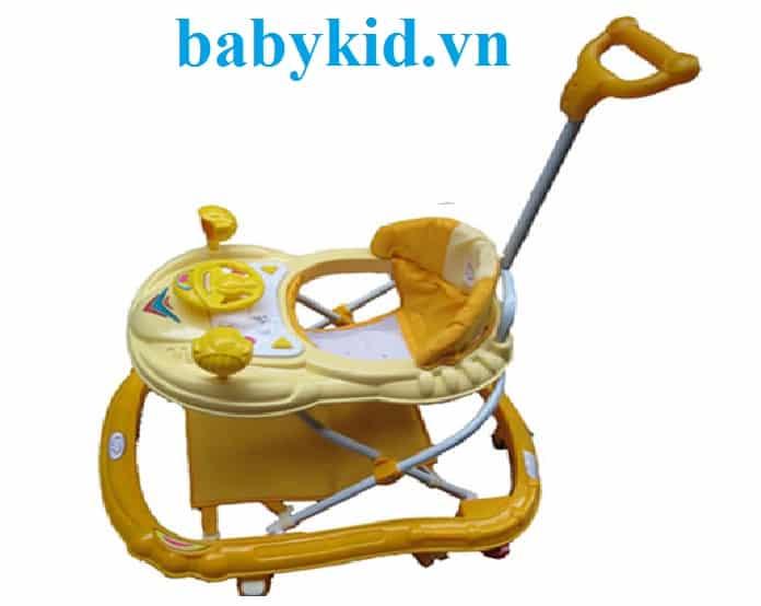Xe tập đi trẻ em 314B màu vàng