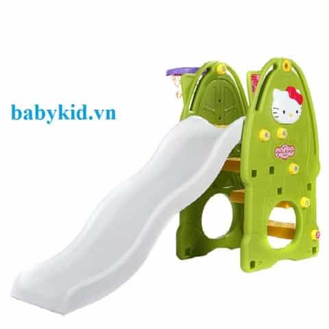 Cầu trượt trẻ em N001A - Xl