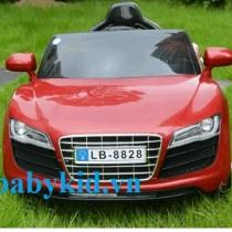 Xe ô tô điện trẻ em LB-8828 màu đỏ2