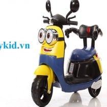 Xe máy điện trẻ em Minion 9988