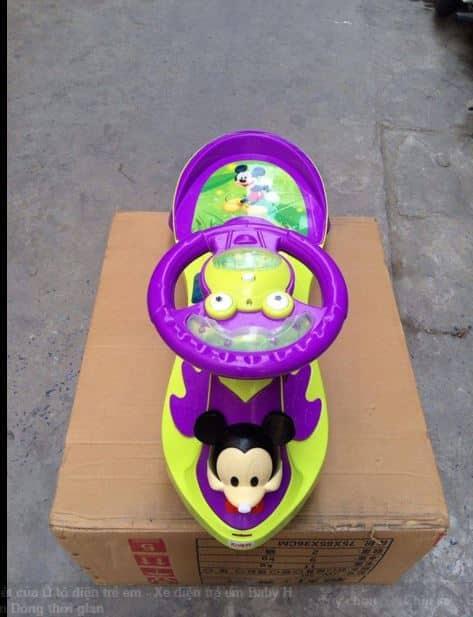 Xe lắc trẻ em BJ-288