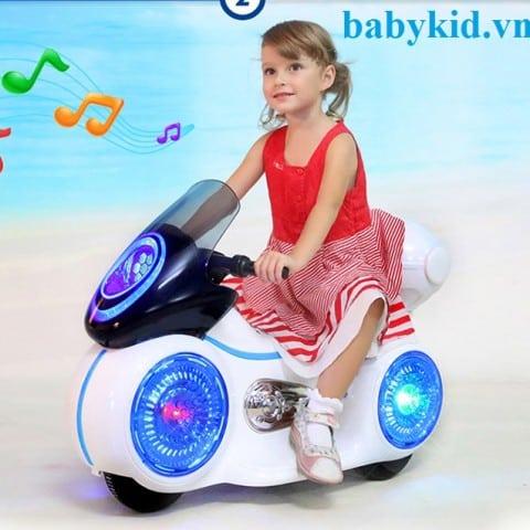 xe máy điện trẻ em 9803-