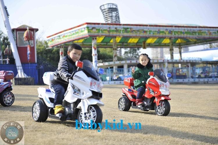 Xe máy điện trẻ em 8815 sành điệu