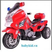 xe máy điện trẻ em yh8815 màu đỏ