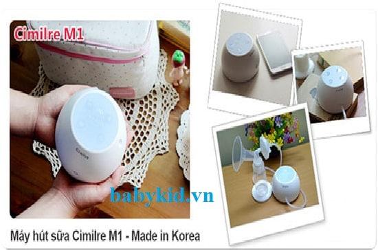 Máy hút sữa Cimilre M1