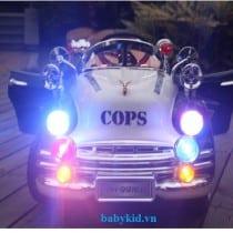 Xe ô tô điện trẻ em Yh99168 sang trọng1