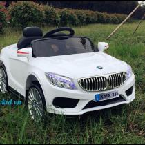 Xe ô tô điện trẻ em XMX-835 màu trắng