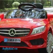 Xe ô tô điện trẻ em XMX-815 màu đỏ