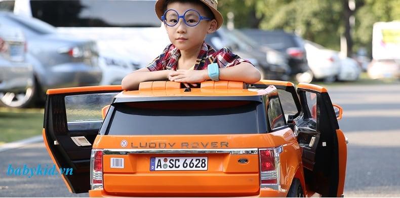 xe ô tô điện trẻ em 6628 cao cấp giá rẻ mẫu mới