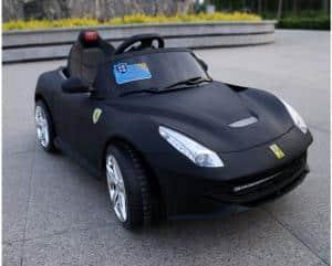 Ô tô điện trẻ em XBD-6688 màu đen