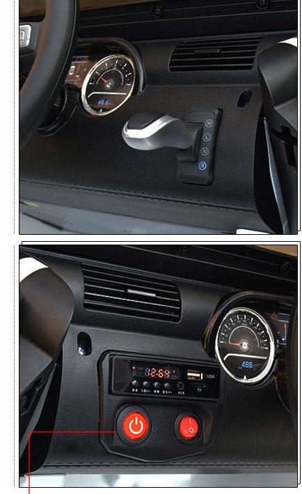 Xe ô tô điện trẻ em BMD-8888