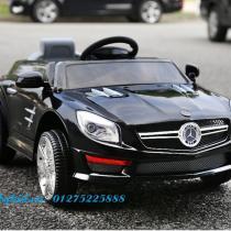 xe ô tô điện cho bé S698 màu đen