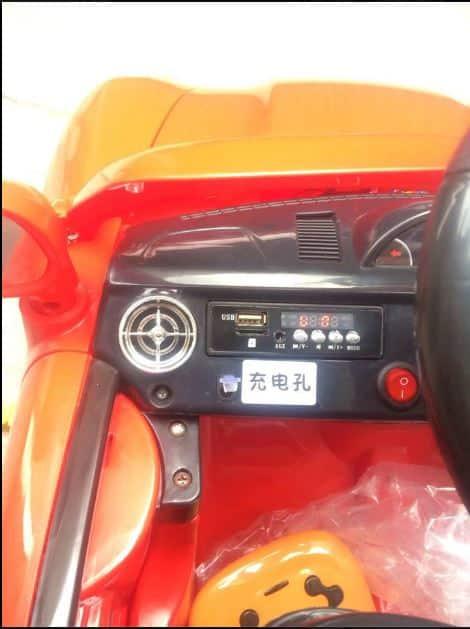 xe ô tô điện trẻ em ASB-598 chỉ có tại Babykid.vn