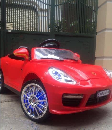 xe ô tô điện trẻ em ASB-598 giá rẻ