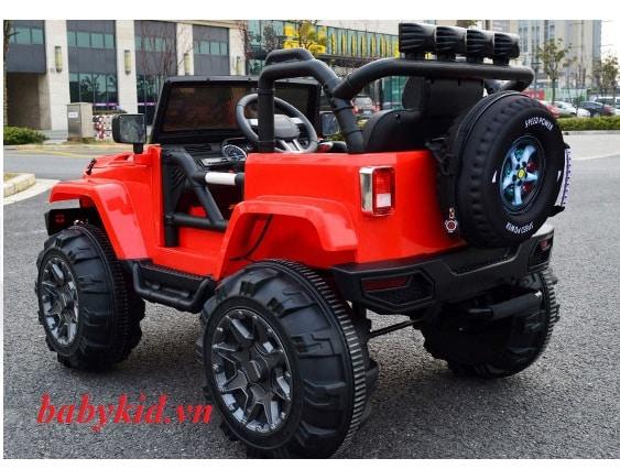 xe ô tô điện trẻ em MDB-8888 giá tốt nhất tại Hà Nội