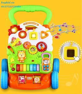 xe tập đi bốn  bánh trẻ em 2301 chất lượng cao