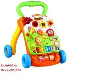 xe tập đi bốn  bánh trẻ em 2301  mẫu mới