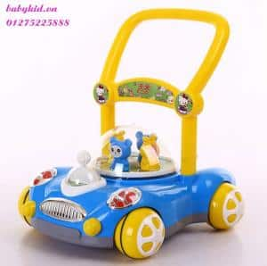 xe tập đi bốn bánh trẻ em TM-66 mẫu mới giá tốt nhất tại Babykid.vn