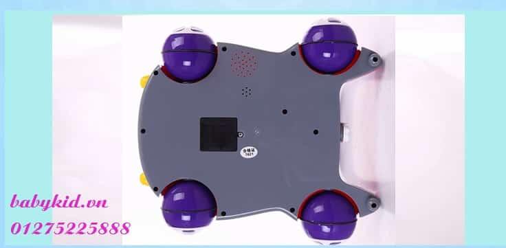 xe tập đi bốn bánh trẻ em TM-66 mẫu mới