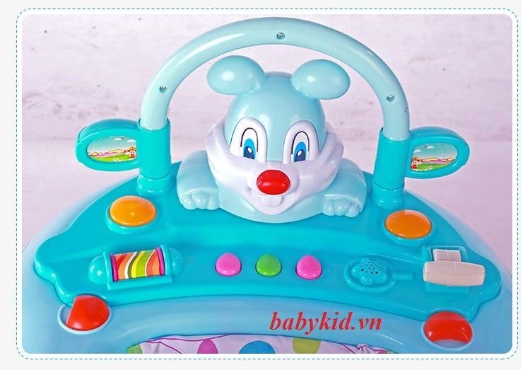 xe tập đi trẻ em 921-1 chất lượng mẫu mới