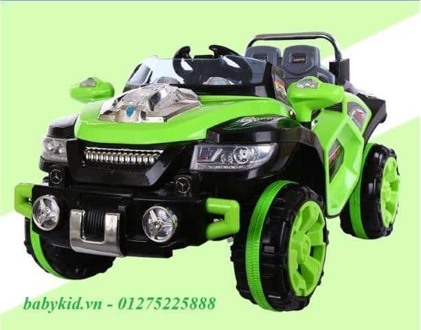 xe ô tô điện trẻ em 6866 (6)