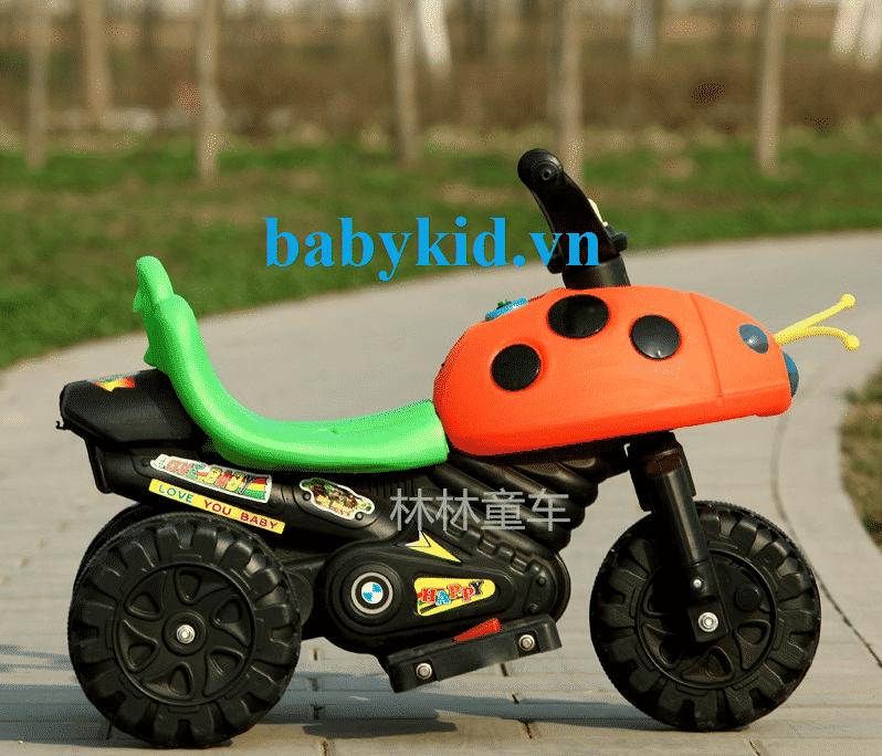 Xe máy điện trẻ em con kiến